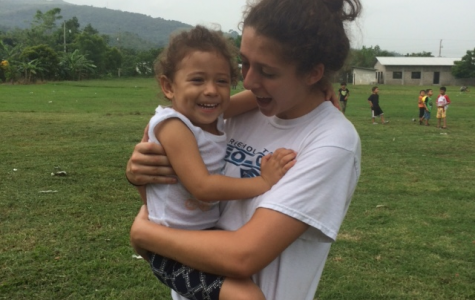 Junior Sacchetti Makes a Difference in Honduras
