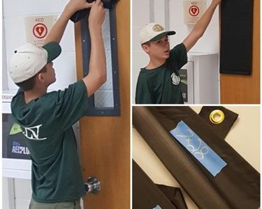 Sophomore Simon Helps Make FTHS a Safer Place