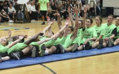 Seniors Prevail at Battle of the Classes