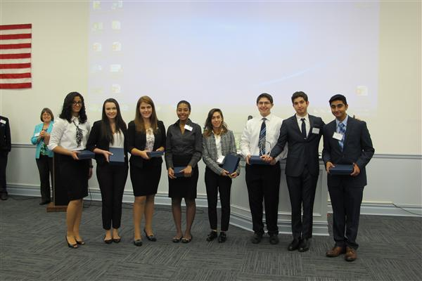 FRHSD Students Address Ethical Dilemmas at Team Challenge Event