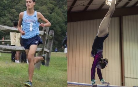 Lundberg, Rogers Earn Athlete of the Month Honors for November