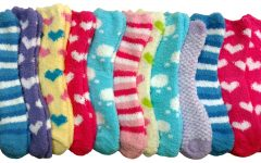 Holiday Gift Guide: Day 1-- Fuzzy Socks