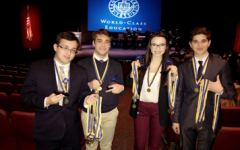 DECA Sends 20 Members to State Tournament