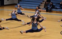 Captain Danielle Mella Talks about the Dance Team