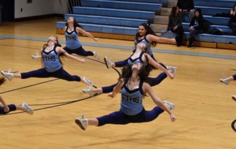 Captain Danielle Mella Talks about the Dance Team