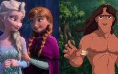 The Frozen/Tarzan Connection