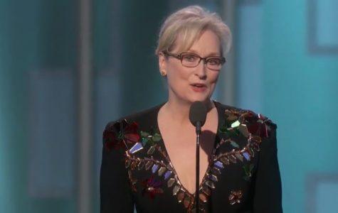 Meryl Streep's Golden Globes Acceptance Speech Embraces Diversity, Criticizes Trump