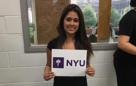 Ariana Bhatia, NYU