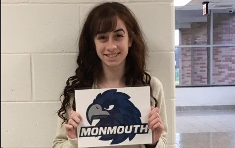 Danielle Taylor, Monmouth University
