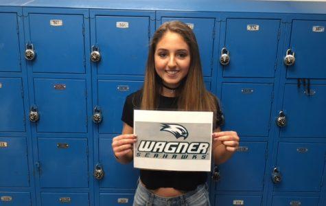 Erica DiPetrio, Wagner College