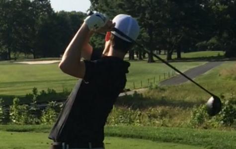 Student Profile: Doug Kneipher, Golfer