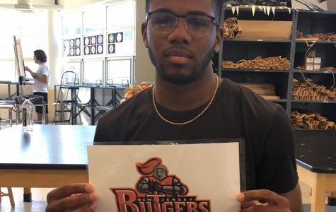 Jon Bain, Rutgers