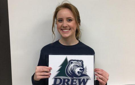 Mackenzie Kean, Drew University