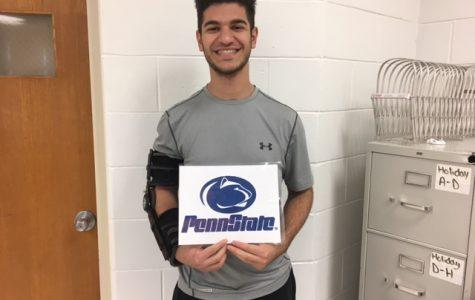 Ralphie Gambino, Penn State