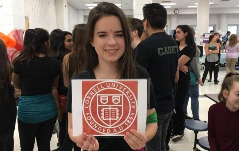 Sarah Barrena, Cornell University