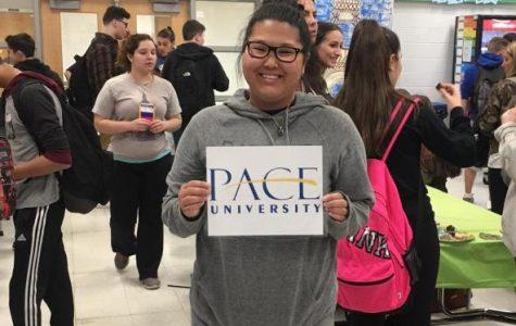 Victoria Spinoso, Pace University