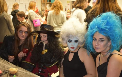 Haunted High School is a Halloween Hit