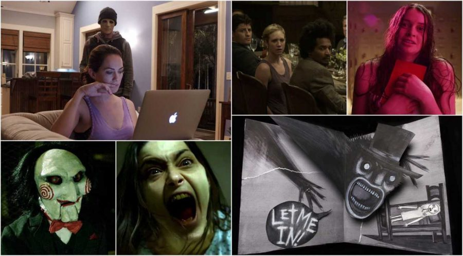 scary movies to download on netflix