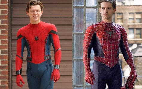 Battle of the Spider Men: Tobey Maguire vs. Tom Holland