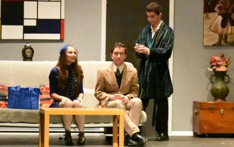'Boeing Boeing' Brings the Laughs to the FTHS Stage
