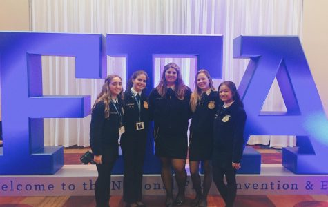 Freehold FFA Competes at Nationals
