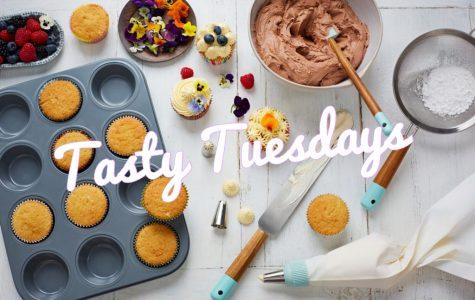 Tasty Tuesday with Gab: White Chocolate Raspberry Bark