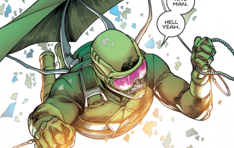 The Comic Book Origins of Kite-Man