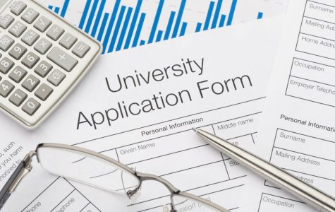 A Senior's Perspective on the College Application Process