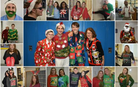 Photo Gallery: The Holiday Spirit is Alive and Well at FTHS!