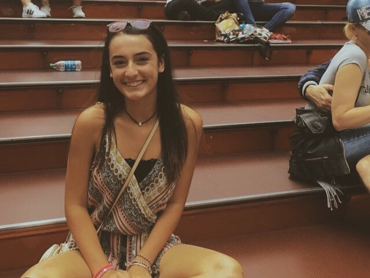 Student Profile: Nina Lombardi
