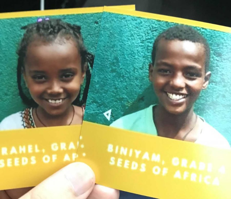 'Seeds of Africa' Club Aims to Help Ethiopian Kids Go to School