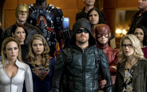 Flash Fix with Marc Kaliroff (and Pedro!): Spoilercast: Crisis On Earth X