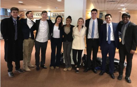 FTHS DECA Chapter Wins Big At Regional Conference