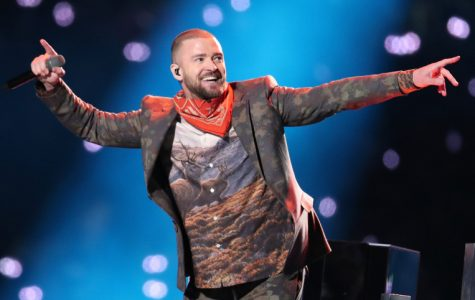Timberlake Wows at Super Bowl Halftime Show