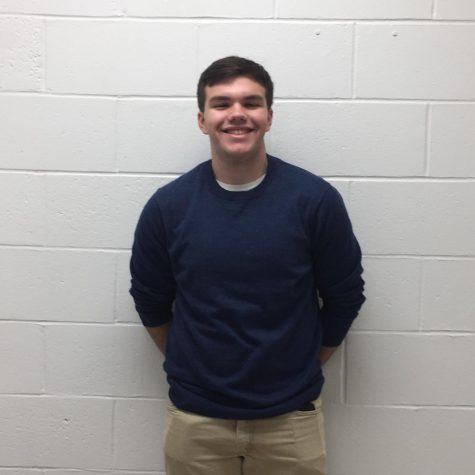 Mr. FTHS Candidate Profile: Michael Carino