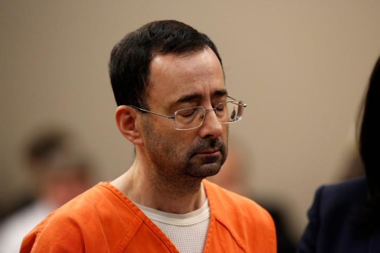 Nassar+during+the+sentencing+%28image+courtesy+of+the+NY+Times%29