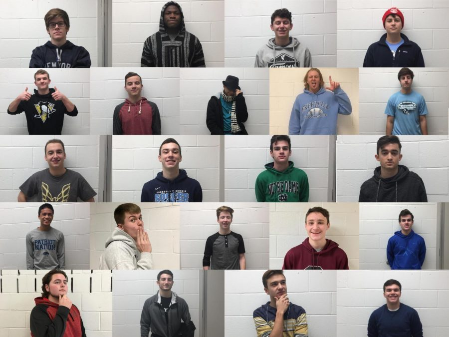 QUIZ: Which Mr. FTHS Candidate Should YOU Root For?