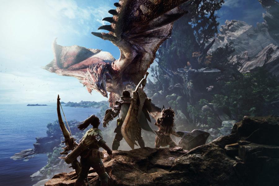 Monster Hunter World Review