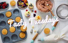 Tasty Tuesdays with Gab: Lucky Charms Cupcakes