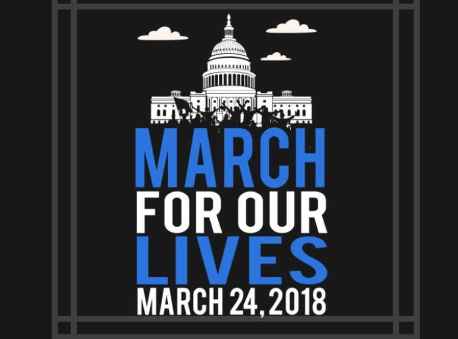 'March for Our Lives' Planned for March 24th