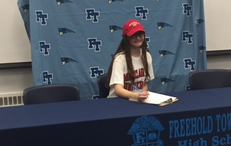 Ashley Angiolini, Track at Montclair State