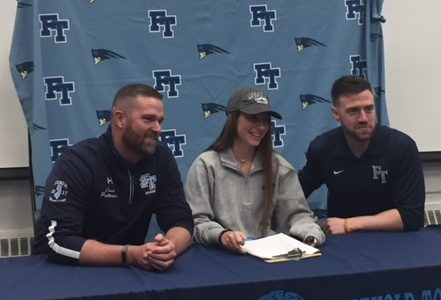 Amanda Meinster, Soccer at Moravian