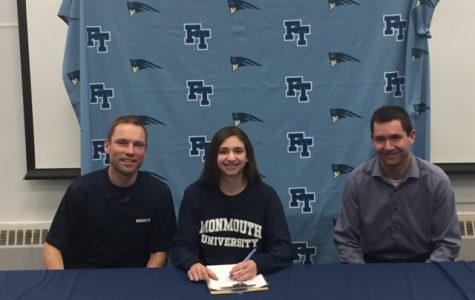Ashley Sibilia, Track & Field at Monmouth