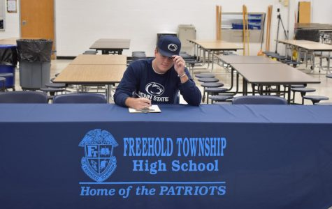 Ryan Ford, Baseball at Penn State