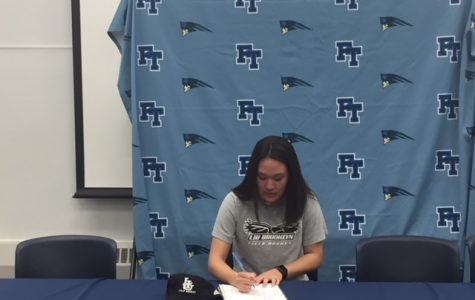Elena Andreyev, Field Hockey at LIU