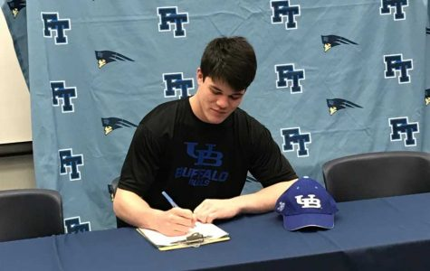 Kyle Hillermeier, Wrestling at University of Buffalo