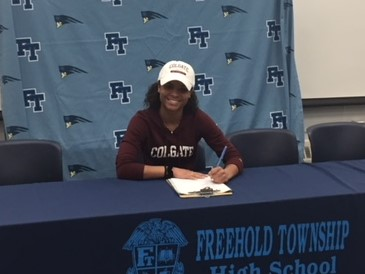 Kali Williams, Field Hockey at Colgate