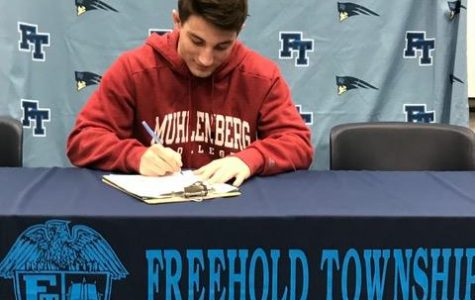 Mike Cenname, Football at Muhlenberg
