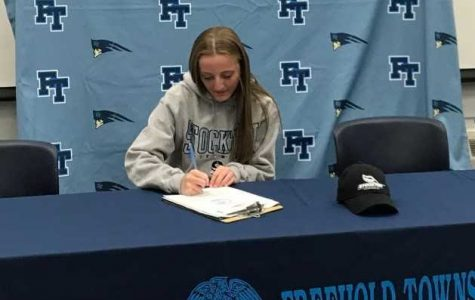 Michelle Pascrell, Lacrosse at Stockton