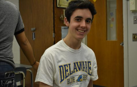 Aidan Scully, University of Delaware
